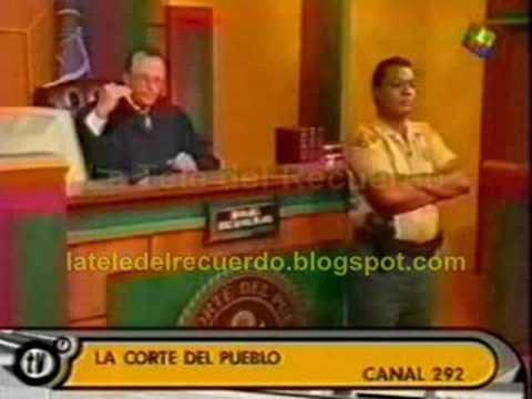 La corte del pueblo  TVR  2002