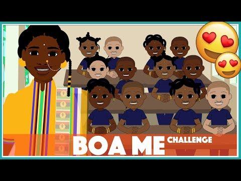 Fuse ODG ft. Ed Sheeran & Mugeez - Boa Me (Challenge)