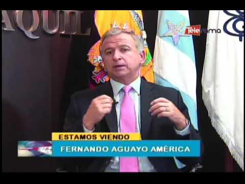 Fernando Aguayo América 14-02-2016
