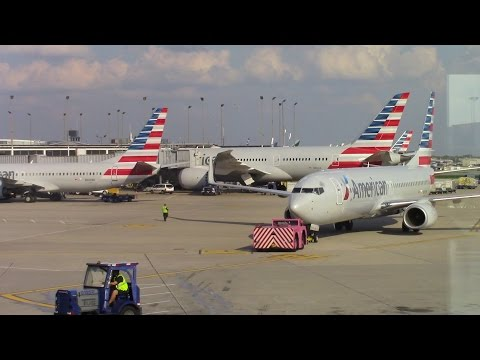 Trip Report American Airlines Flight 2338 ORD-SNA Ecomomy Boeing 737-800