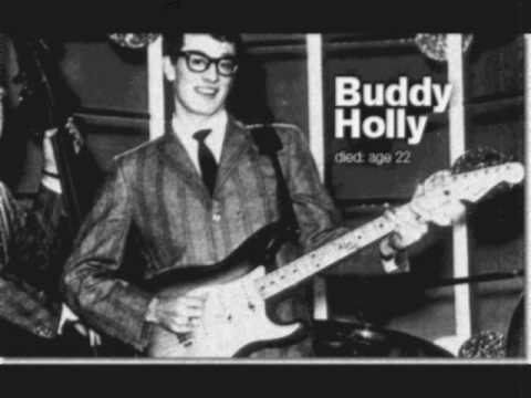 Buddy Holly Crying Waiting Hoping
