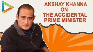 """""""There's No SECRET, No REVELATIONS coming out in The Accidental PM"""": Akshaye Khanna"""