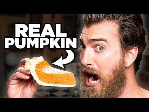 REAL Pumpkin Pie Taste Test