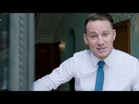 Channing Tatum Introduces Magic Mike  London Trailer  Cosmopolitan UK