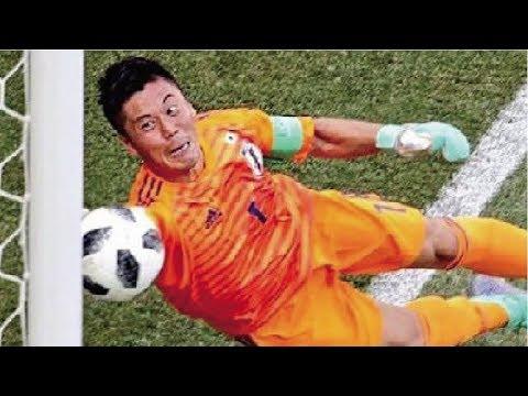 【ノーゴール】 GKがボールを掻き出したスーパープレイ!【スーパーセーブ】