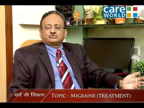 Treatment for Migraine - Dr K Ravishankar