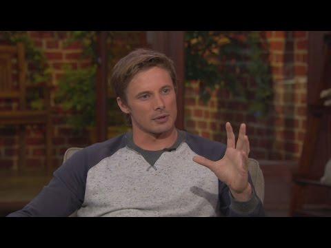 "Bradley James stars in A&E series ""Damien"""