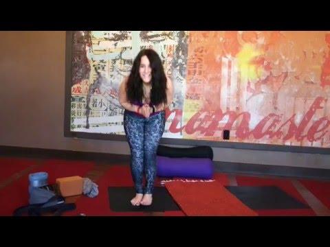 Yoga Quickie: Forrest Yoga Sun Salutations