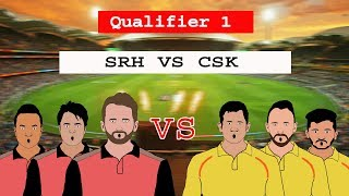 Sunrisers Hyderabad Vs Chennai Super Kings Match Preview