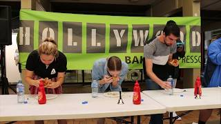 HOLLYWOOD BAKERY PIE EATING CONTEST 2018