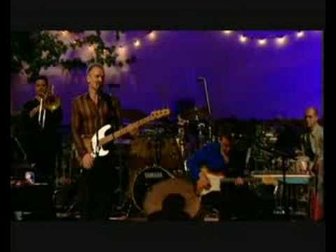 Sting - Every Little Thing She Does Is Magic - Tuscany