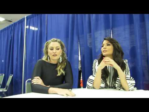 Madchen Amick & Marisol Nichols talk Riverdale at WonderCon 2017