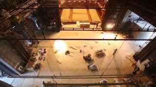 Жөндеу және қайта жаңарту Волковского театр: 2012-2014 жж.