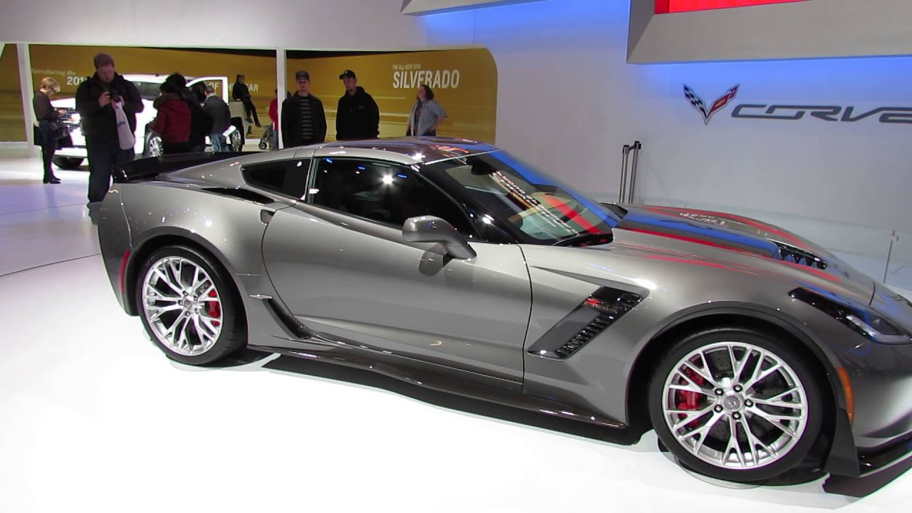 Chevy Corvette Z07 Concept Car Not Yet Available Youtube