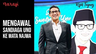 Download Video Mengawal Sandiaga Uno ke Mata Najwa | Kejar Tayang MP3 3GP MP4