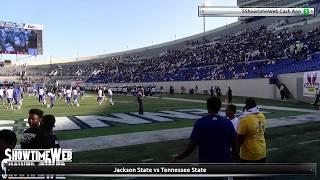 Zero Quarter - Jackson State vs TNSU 2019