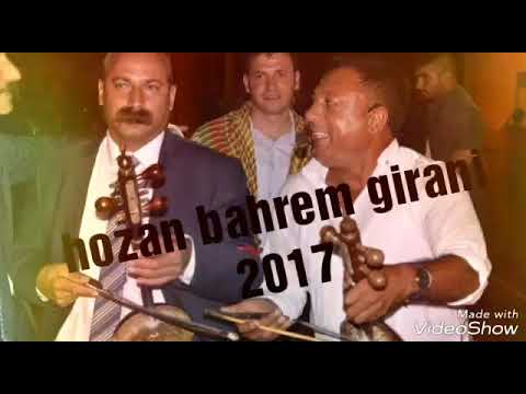 Hozan bahrem girani 2017