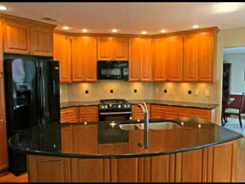Kitchen ideas with oak cabinets YouTube