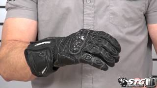 AGV Sport Laguna Full Gauntlet Glove Review from Sportbiketrackgear.com