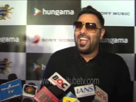 a2171dae28bb Dj Wale Babu-New song Launch-Singer   Rapper Badshah-Watch Full Interview