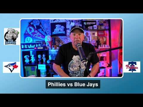 Philadelphia Phillies vs Toronto Blue Jays Free Pick 9/20/20 MLB Pick and Prediction MLB Tips