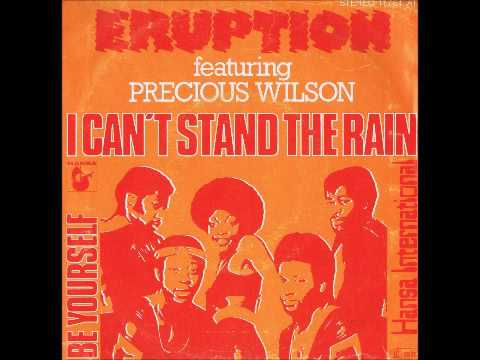 Eruption featuring Precious Wilson I Can't Stand The Rain