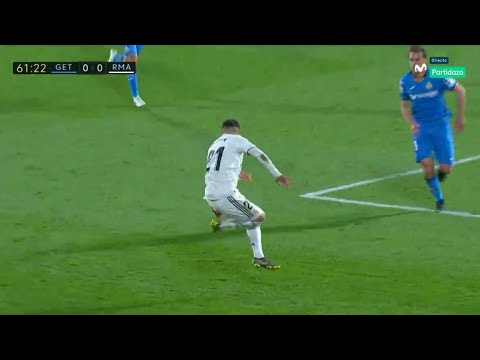 Brahim Díaz Vs Getafe (Away)  25/04/2019 | Great Skills Show | Spanish Comments (HD)