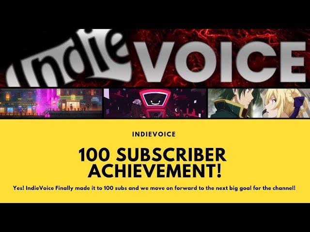 100 Subscribers!  WHOOOOO!! ALL THE GOOD VIBES!