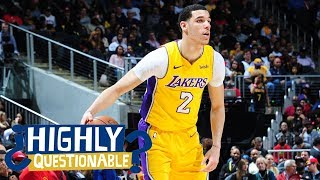 Was everyone too quick to mock Lonzo Ball? | Highly Questionable | ESPN