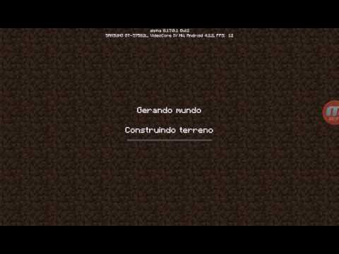 Download Minecraft pé 0.17.0