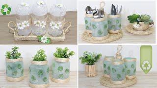 Ideias Incríveis Com Embalagens De vidro