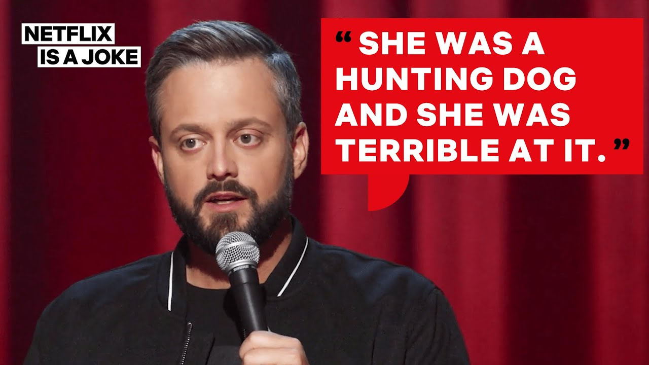 Nate Bargatze: How to tell your kid their dog has died
