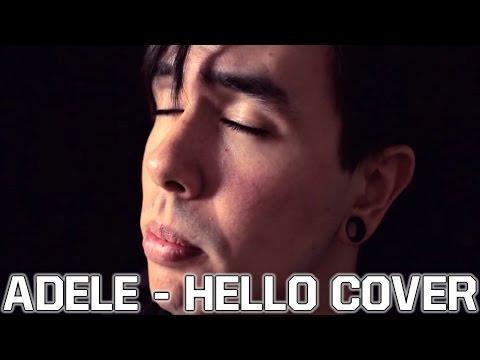 ► Adele | Hello [ROCK MUSIC SONG COVER] NateWantsToBattle【1 HOUR】