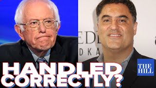 Jimmy Dore: How Bernie should have handled Cenk Uygur