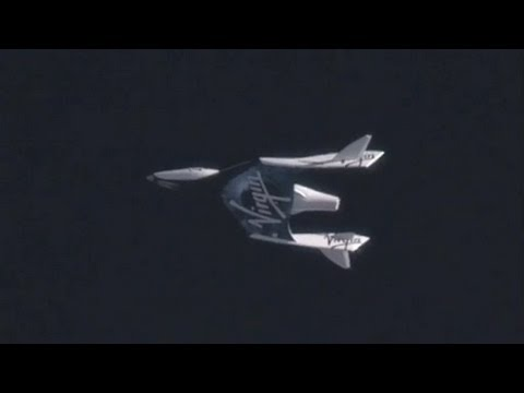 Suborbital Space Access Now Possible | NASA Flight Opportunities Program | XCOR Virgin Galactic