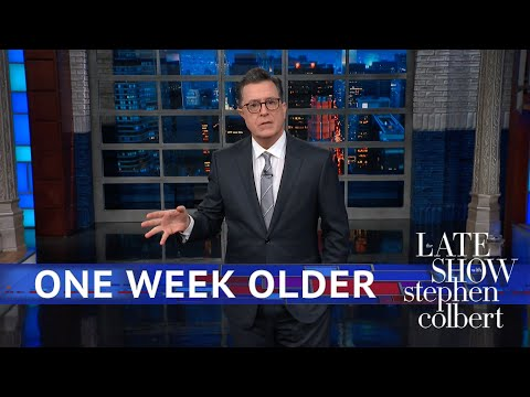 One Week Older, The Trump Shutdown