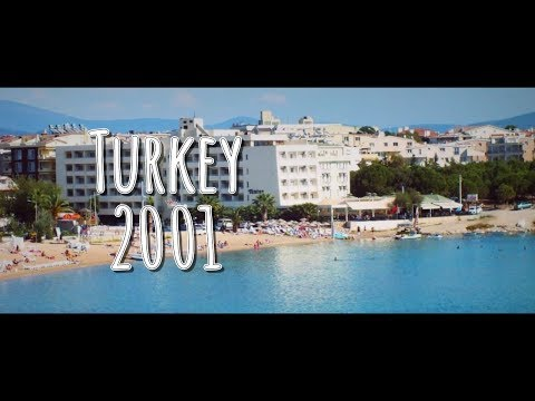 Turkey 2001 (with 13 year old me!)