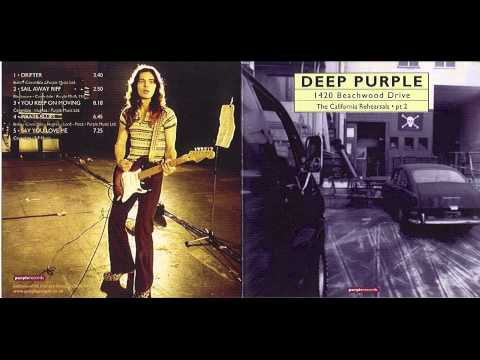 Deep Purple: 1420 Beachwood Drive - The 1975 California Rehearsals pt 2 with Tommy Bolin