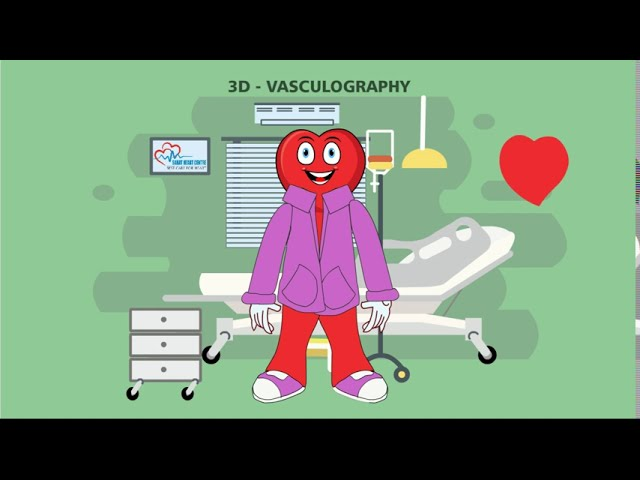 Learn about 3D Vasculography