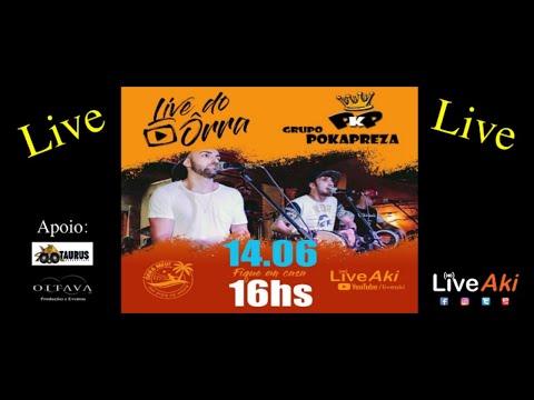 Assista: Live Grupo Pokapreza
