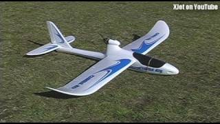 RC Plane of the week: The AXN Clouds Floater