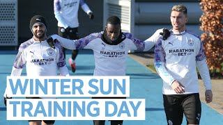 WALKERS WONDER FREE KICK | Training to nail the Hammers