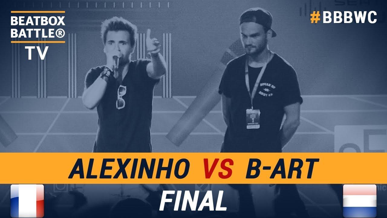 B Art: 5th Beatbox Battle World