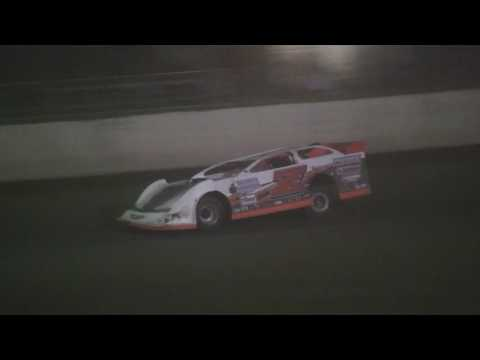 mike zemo jr lasalle speedway solo shot 080616 movie
