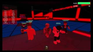 Roblox - Nudist In Club Red