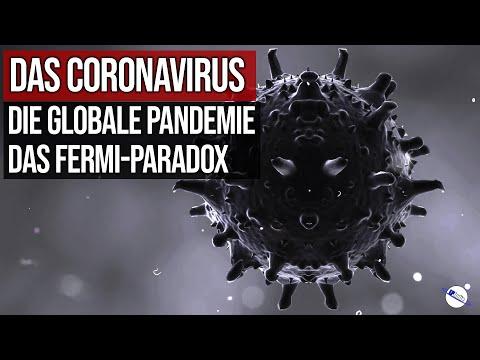 Das Fermi-Paradox - Die globale Pandemie - Aktuelles Thema Ausbruch Krankheit China