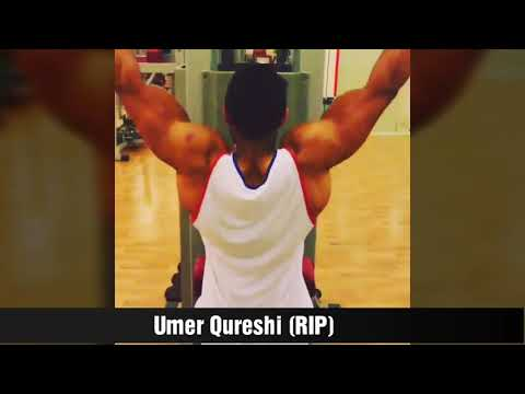 Umer Qureshi RIP Last Exercise Video