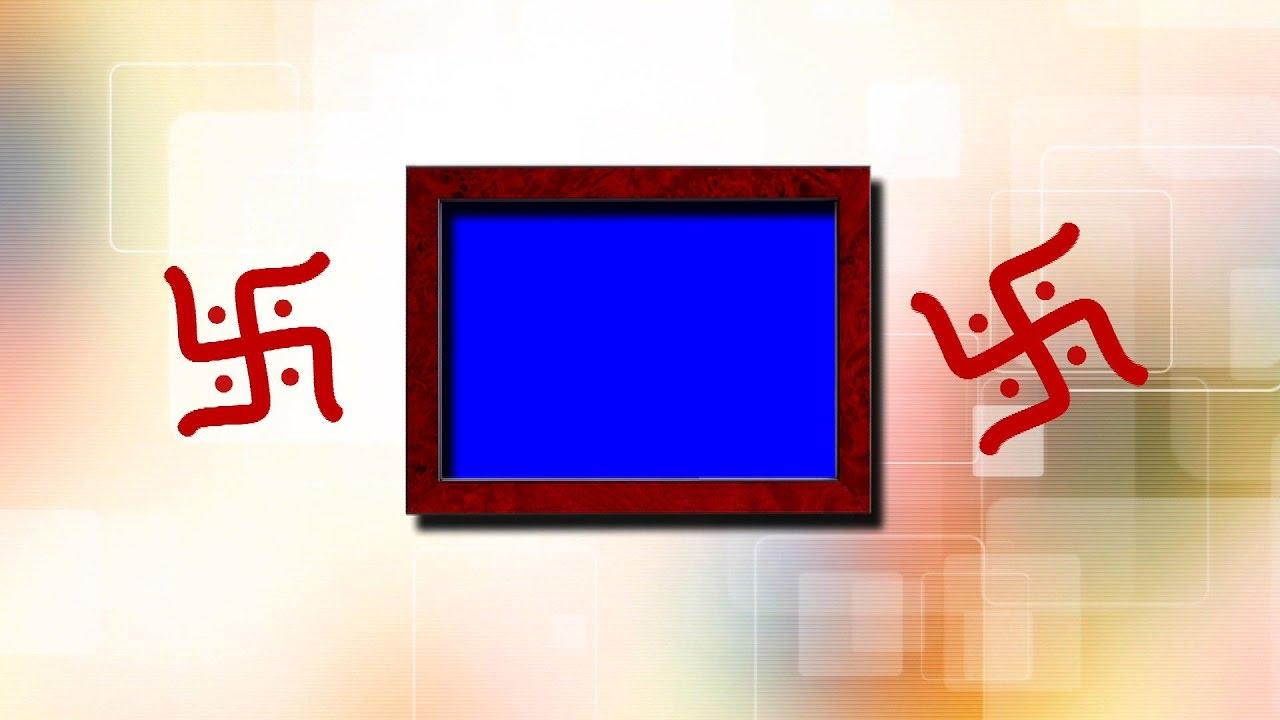 Subha Box Shape Animation Background Full HD | India Wedding Background