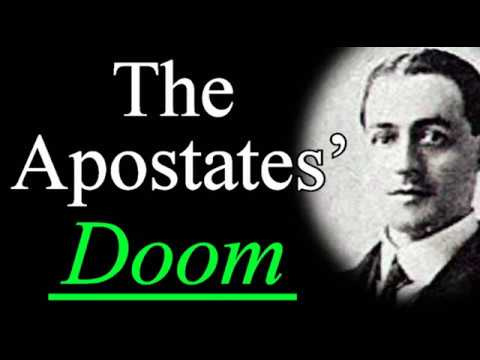 The Apostates' Doom - A. W. Pink / Studies in the Scriptures / Christian Audio Books