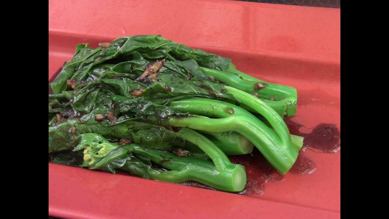 Chinese Broccoli Recipe Soy Sauce-2845